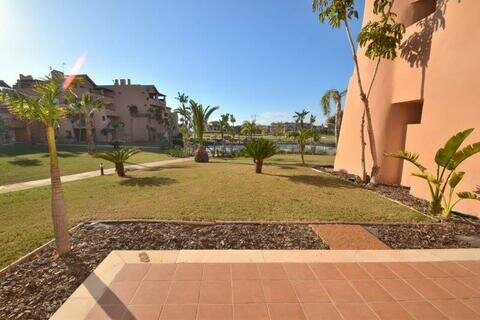 Ref:MM582 Apartment For Sale in Mar Menor Golf Resort