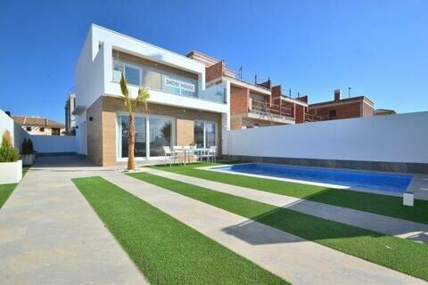 Ref:Palmeras-Sun-13 Villa For Sale in Pilar de la Horadada