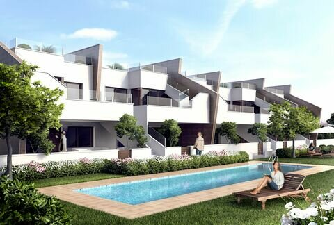 Ref:Playamar-VI Apartment For Sale in Pilar de la Horadada