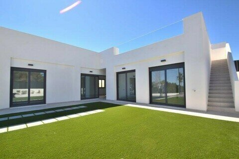 Ref:Romero-plot-13 Villa For Sale in Lo Romero golf resort