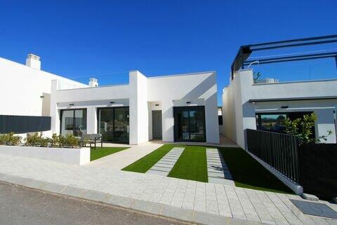 Ref:Romero-plot-17 Villa For Sale in Lo Romero golf resort