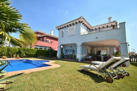 Ref:MM584 Villa For Sale in Mar Menor Golf Resort
