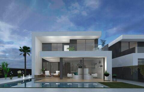Ref:Eliza---plot-4 Villa For Sale in Santiago de la Ribera