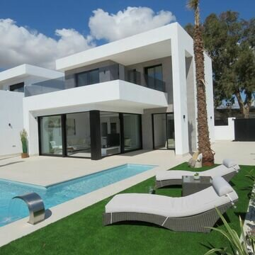 Ref:Eliza---plot-6 Villa For Sale in Santiago de la Ribera