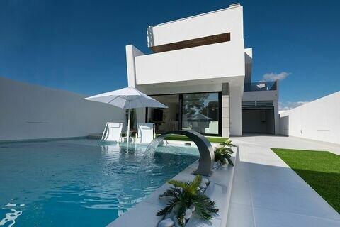 Ref:Ribera-plot-1 Villa For Sale in Santiago de la Ribera