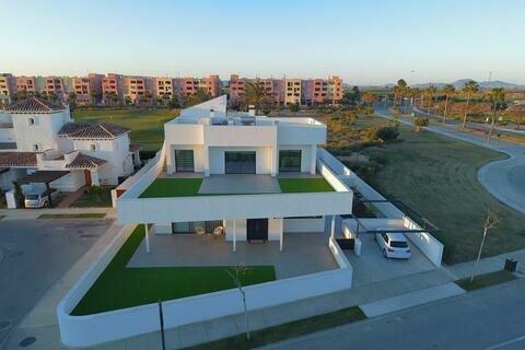 Ref:MM587 Villa For Sale in Mar Menor Golf Resort