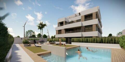 Ref:Sanuk-1-B-A Apartment For Sale in Santiago de la Ribera
