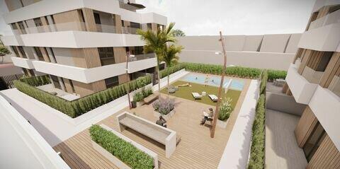 Ref:Sanuk-1-B-C Apartment For Sale in Santiago de la Ribera