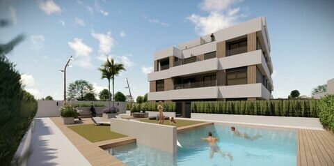 Ref:Sanuk-1-1-D Apartment For Sale in Santiago de la Ribera