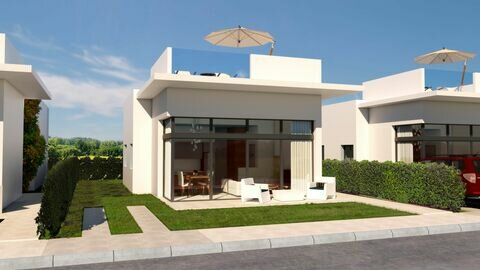 Ref:Mirador-plot-8 Villa For Sale in Condado de Alhama