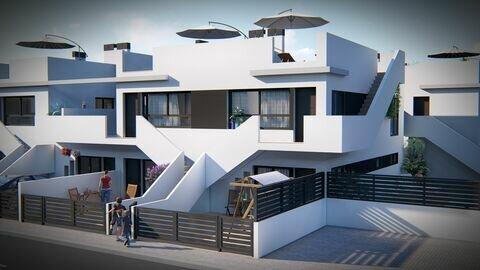 Ref:Levansur-1 Apartment For Sale in San Pedro del Pinatar
