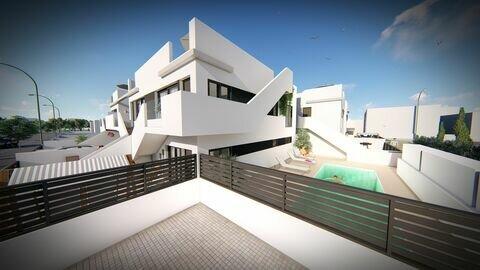 Ref:Levansur-7 Apartment For Sale in San Pedro del Pinatar