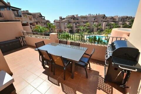 Ref:MM590 Apartment For Sale in Mar Menor Golf Resort