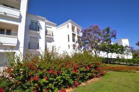 Ref:HR643 Apartment For Sale in Hacienda Riquelme Golf Resort
