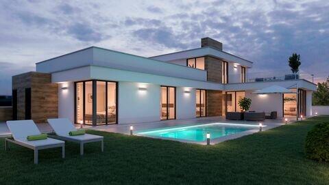Ref:Arrecife-Villa Villa For Sale in Roda Golf Resort