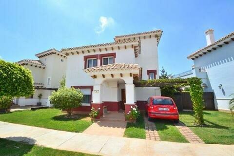 Ref:MM591 Villa For Sale in Mar Menor Golf Resort