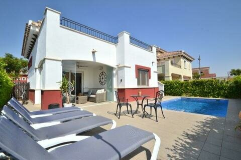 Ref:MM593 Villa For Sale in Mar Menor Golf Resort
