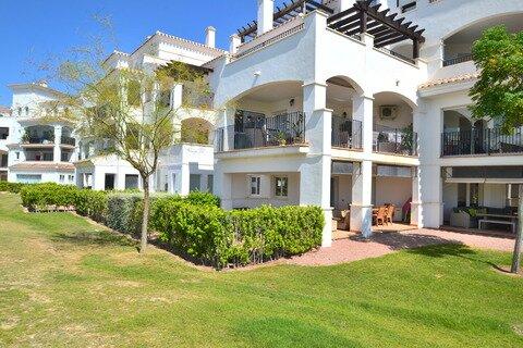 Ref:HR649 Apartment For Sale in Hacienda Riquelme Golf Resort