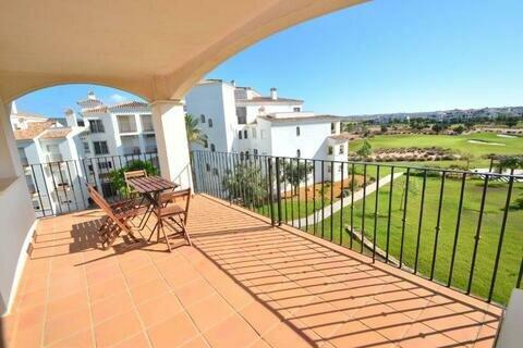 Ref:HR651 Apartment For Sale in Hacienda Riquelme Golf Resort