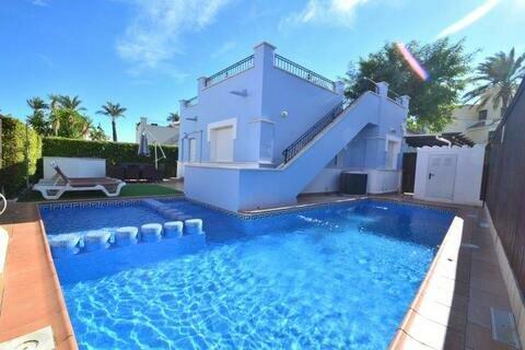 Ref:MM596 Villa For Sale in Mar Menor Golf Resort