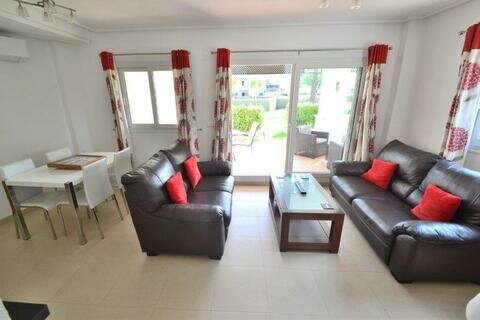 Ref:HR652 Apartment For Sale in Hacienda Riquelme Golf Resort