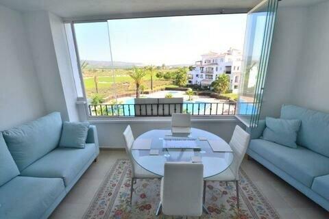 Ref:HR653 Apartment For Sale in Hacienda Riquelme Golf Resort