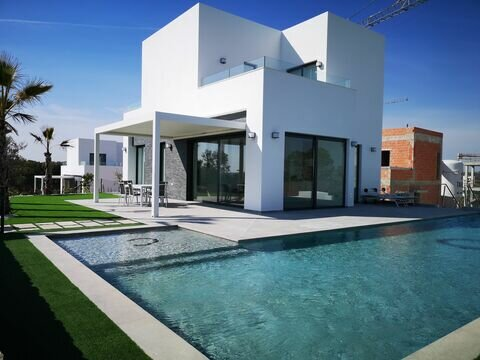 Ref:Triguero-1 Villa For Sale in Las Colinas Golf