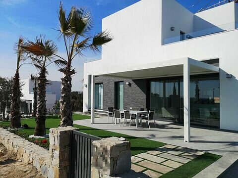Ref:Triguero-22 Villa For Sale in San Miguel de Salinas