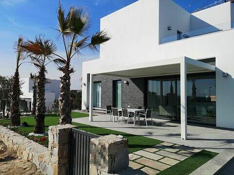 Ref:Triguero-22 Villa, Villa For Sale in San Miguel de Salinas