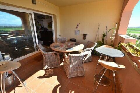 Ref:BOUL564 Apartment For Sale in Mar Menor Golf Resort