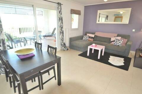 Ref:HR656 Apartment For Sale in Hacienda Riquelme Golf Resort