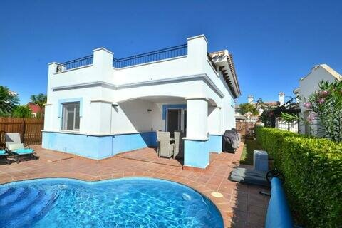 Ref:MM601 Villa For Sale in Mar Menor Golf Resort