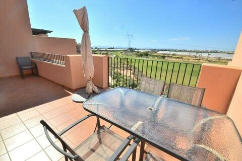 Ref:MM602 Apartment For Sale in Mar Menor Golf Resort