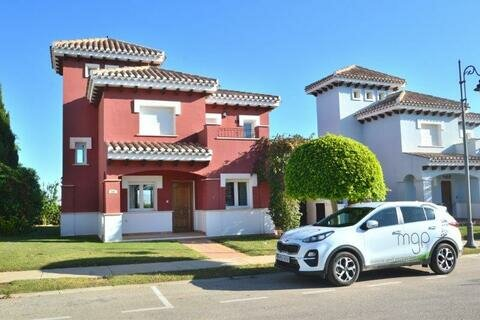 Ref:MM603 Villa For Sale in Mar Menor Golf Resort