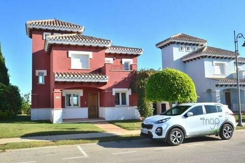 Ref:MM603 Villa For Sale in Mar Menor Golf Resort