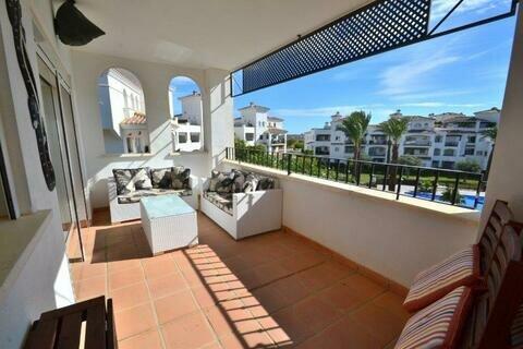 Ref:HR658 Apartment For Sale in Hacienda Riquelme Golf Resort
