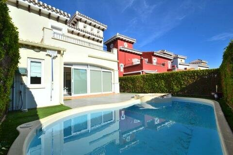 Ref:MM606 Villa For Sale in Mar Menor Golf Resort