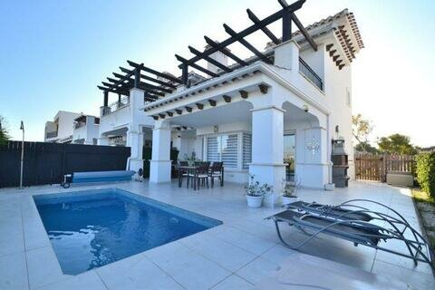 Ref:MM607 Townhouse For Sale in Mar Menor Golf Resort