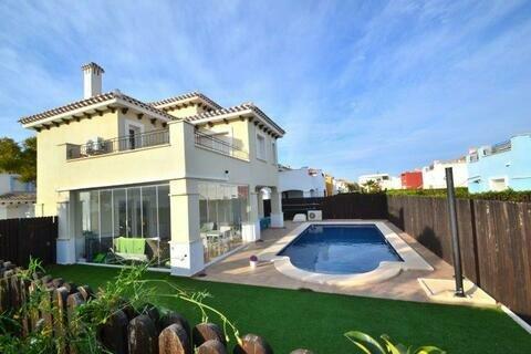 Ref:MM608 Villa For Sale in Mar Menor Golf Resort