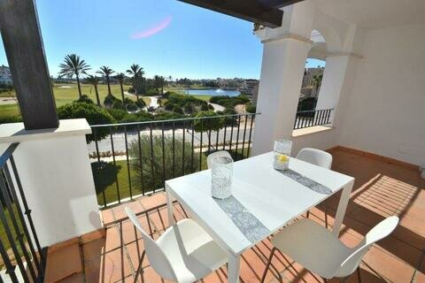Ref:LAS137 Apartment, Apartment For Sale in La Torre Golf Resort