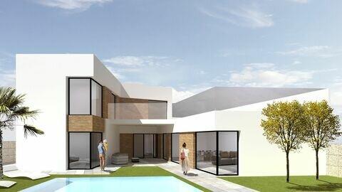 Ref:Jazmin Villa For Sale in Pilar de la Horadada