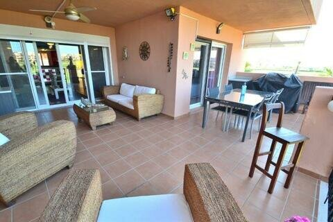 Ref:MM610 Apartment For Sale in Mar Menor Golf Resort