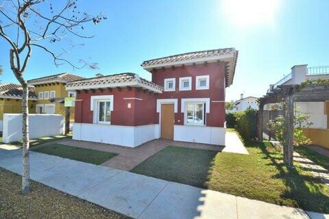 Ref:MM612 Villa For Sale in Mar Menor Golf Resort