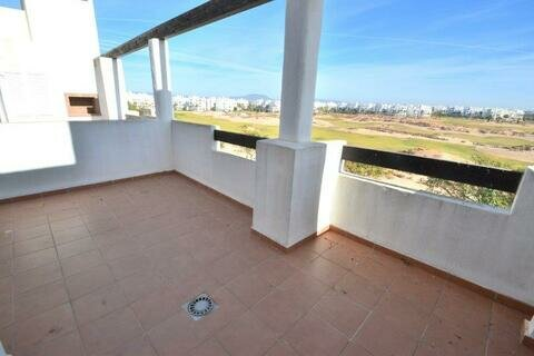 Ref:TER69 Apartment For Sale in Las Terrazas de la Torre Golf Resort