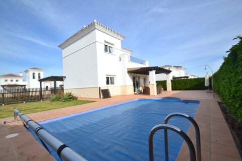 Ref:LV173 Villa For Sale in La Torre Golf Resort