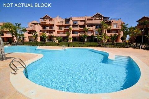 Ref:MM2221 Apartment For Sale in Mar Menor Golf Resort