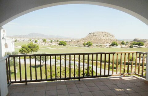 Ref:EV121 Apartment For Sale in El Valle Golf resort