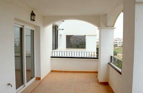 Ref:HR664 Apartment For Sale in Hacienda Riquelme Golf Resort