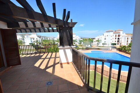 Ref:EV125 Apartment For Sale in El Valle Golf Resort