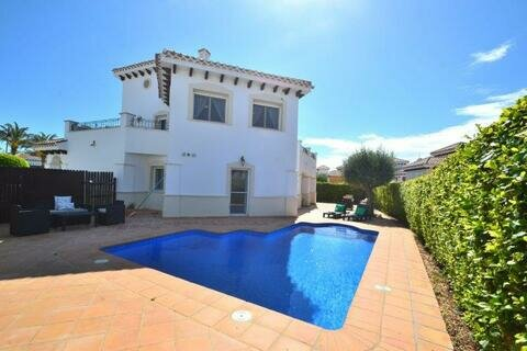 Ref:MM615 Villa For Sale in Mar Menor Golf Resort